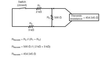 thevenins theorem figure2