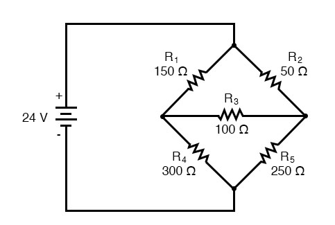 unbalanced wheatstone bridge