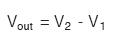 voltage dividers formula
