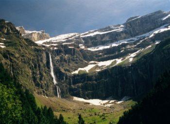Gavarnie grande cascade
