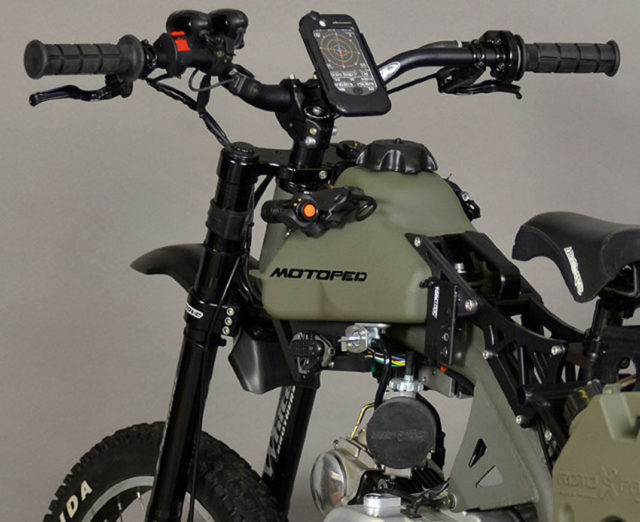 Motoped 4
