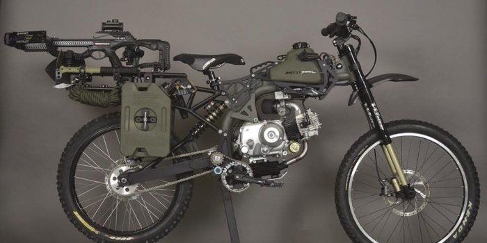 Motoped Bike