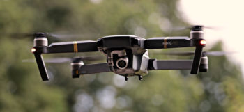 drone arme