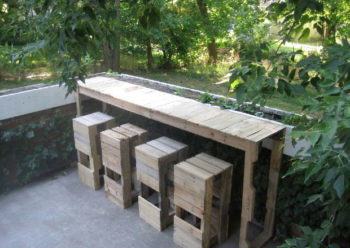 recyclage palettes bois 12