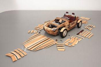 voiture bois 13