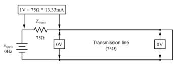 voltage measured between node image2