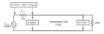 voltage measured between node image4