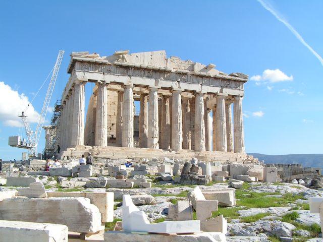 10 Acropolis of Athens