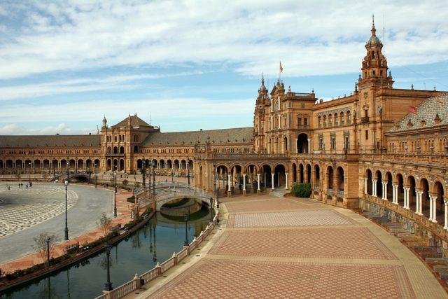 4 Plaza De España Seville Spain