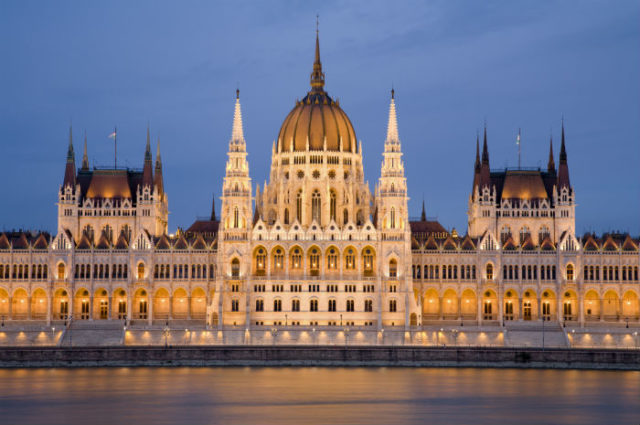 7 The Budapest Parliment