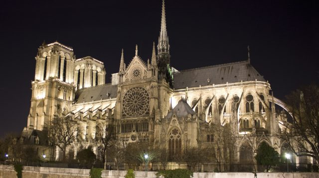 8 Notre Dame Cathedral