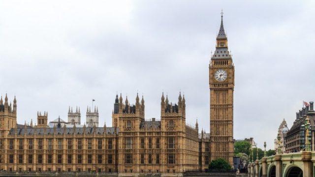 9 London Big Ben