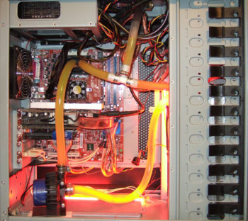 PC watercooling T Line 2009 12 03