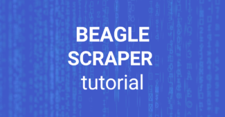 beagle scraper tutorial coverimg