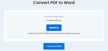 new pdf to word