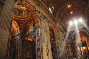 saint peter basilica vatican