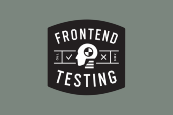 Front testing
