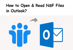 read nsf file in outlook