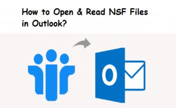 read nsf file in outlook