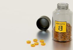 vitamin b tablet success glass health 3d blender