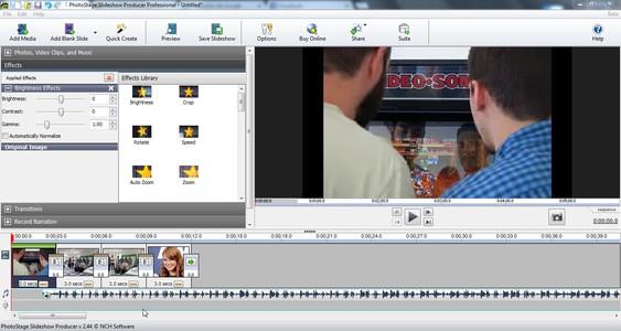 PhotoStage Free Slideshow Maker 7.56 for Windows - Download