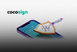 CocoSign Launched E Signature Solutions to Help SMBs Streamline Workflow Online During COVID 19